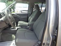 Picture of 2016 Nissan Frontier SV Crew Cab 4WD, interior