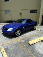 Picture of 2000 Mercedes-Benz SLK-Class SLK 230 Supercharged, exterior