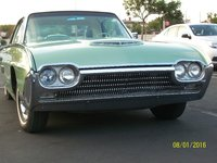 1963 Ford Thunderbird Picture Gallery