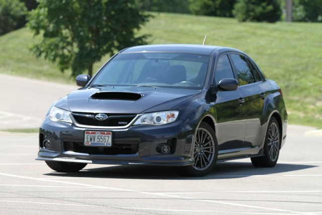 Picture of 2012 Subaru Impreza WRX Base