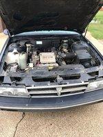 Picture of 1989 Pontiac Bonneville LE, engine