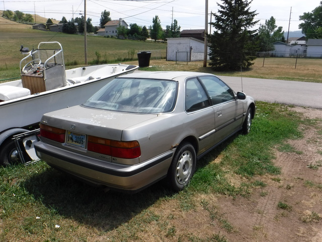 Picture of 1991 Honda Accord Coupe LX