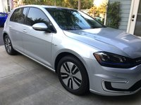 Picture of 2015 Volkswagen e-Golf SEL, exterior, gallery_worthy