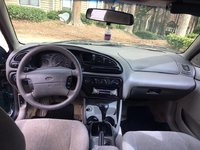 Picture of 1999 Ford Contour 4 Dr SE Sedan, interior, gallery_worthy