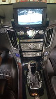 Picture of 2012 Cadillac CTS-V Sedan, interior