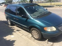 Picture of 2002 Chrysler Voyager 4 Dr STD Passenger Van, exterior, gallery_worthy