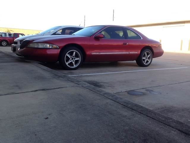 Picture of 1998 Lincoln Mark VIII 2 Dr STD Coupe, exterior, gallery_worthy