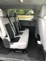 Picture of 2016 Ford Transit Passenger 350 XLT LWB Low Roof w/60/40 Passenger Side Doors, interior