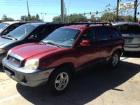 Picture of 2001 Hyundai Santa Fe GL V6, exterior, gallery_worthy