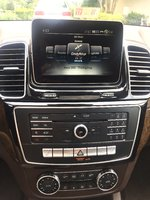 Picture of 2017 Mercedes-Benz GLE-Class GLE 350, interior