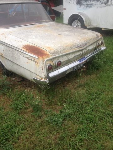 Picture of 1962 Chevrolet Bel Air