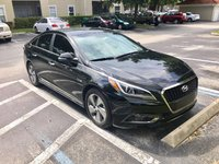 Picture of 2016 Hyundai Sonata Hybrid Limited, exterior, gallery_worthy
