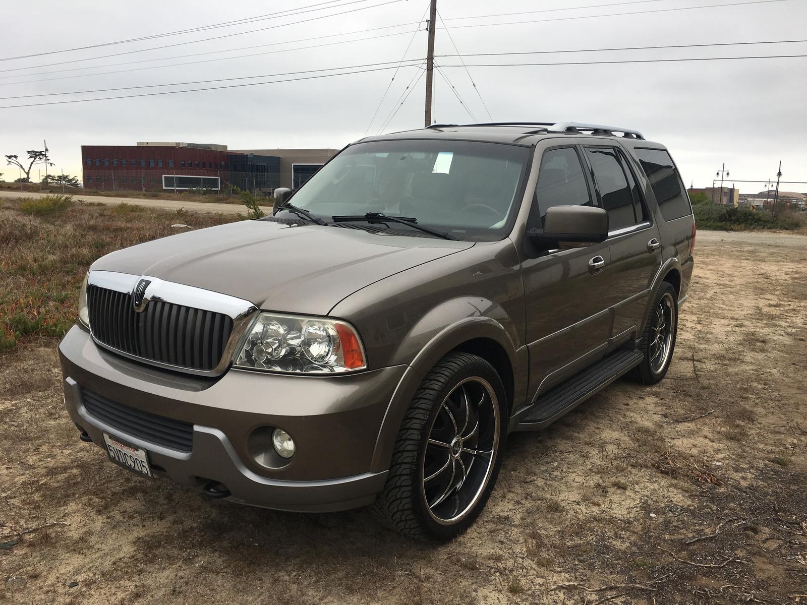 Lincoln Navigator Premium Wd Pic X