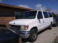 Picture of 1997 Ford E-350 XLT Club Wagon Passenger Van Extended, exterior, gallery_worthy