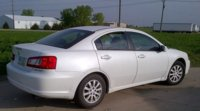 Picture of 2012 Mitsubishi Galant FE, exterior