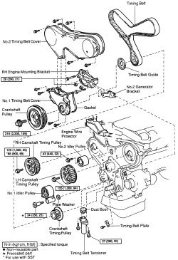 Serpentine Belt Diagram 2009 Ford Escape 4 Cylinder 25 Liter Engine 02876 also Wiring Diagram Toyota Wish further 2000 Toyota Sienna Engine Diagram furthermore Chrysler Aspen Fuse Box moreover RepairGuideContent. on 2011 toyota tacoma wiring diagrams