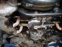 Picture of 1980 Volkswagen Vanagon, engine