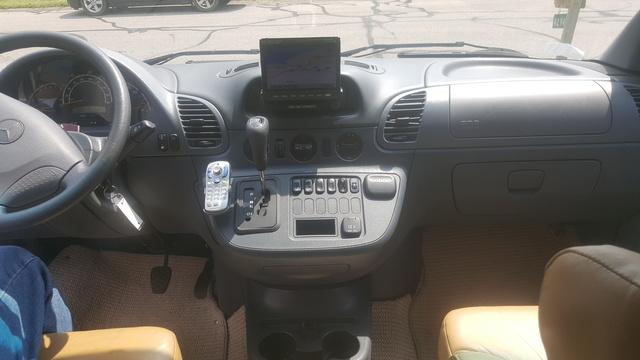 Picture of 2002 Mercedes-Benz Sprinter 2500 144 WB Passenger Van, interior, gallery_worthy