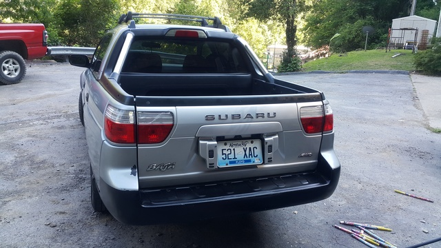 Picture of 2004 Subaru Baja Sport