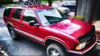 Picture of 1996 Chevrolet Blazer 4 Door 4WD, exterior, gallery_worthy
