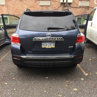 2013 Toyota Highlander Picture Gallery