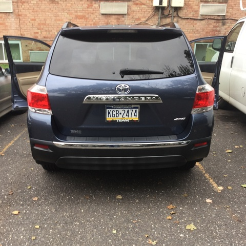 Picture of 2013 Toyota Highlander