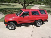 Picture of 1986 Toyota 4Runner 2 Dr Deluxe, exterior, gallery_worthy