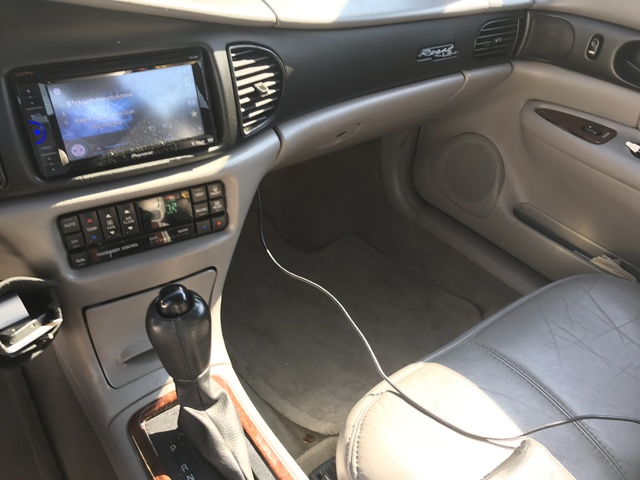 Marvelous Picture Of 2002 Buick Regal LS Sedan FWD, Interior, Gallery_worthy Photo
