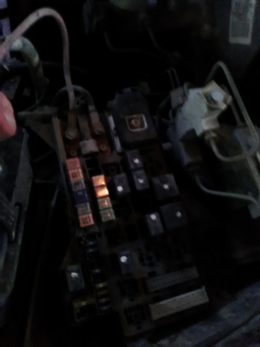 dodge ram 1500 questions electrical problem dashboard panel gages dead check engine light. Black Bedroom Furniture Sets. Home Design Ideas