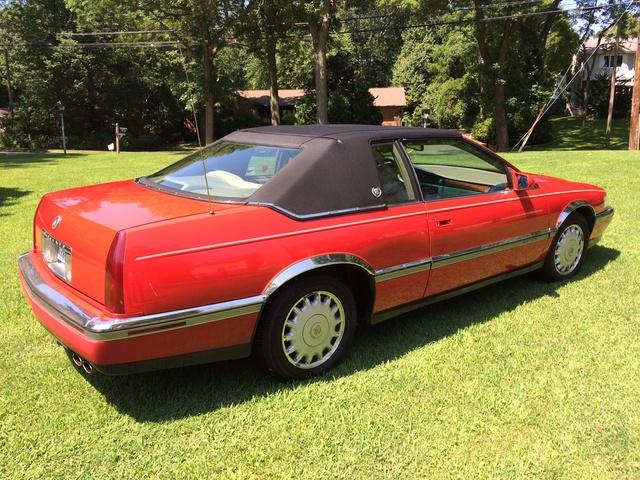 Picture of 1993 Cadillac Eldorado Touring Coupe