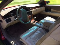 Picture of 1993 Cadillac Eldorado Touring Coupe FWD, interior, gallery_worthy