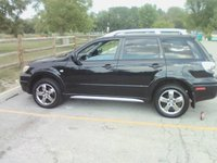Picture of 2006 Mitsubishi Outlander SE AWD, exterior, gallery_worthy