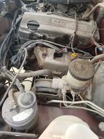 Picture of 1994 Nissan Pickup 2 Dr XE Standard Cab SB, engine