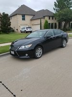 Picture of 2015 Lexus ES 350 Crafted Line, exterior