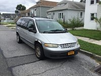 Picture of 2000 Chrysler Voyager 4 Dr SE Passenger Van, exterior, gallery_worthy