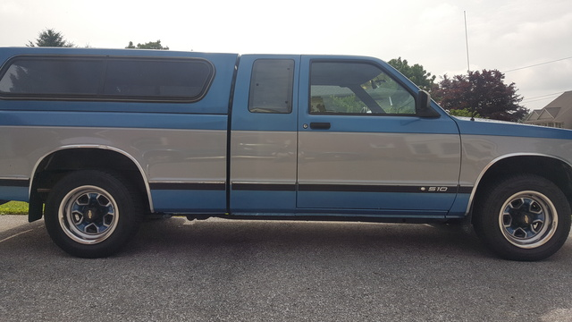 Picture of 1992 Chevrolet S-10 STD Extended Cab SB