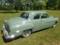 1950 Chrysler Windsor Overview