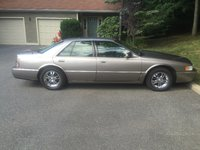 Picture of 1995 Cadillac Seville STS, exterior, gallery_worthy