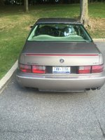 Picture of 1995 Cadillac Seville STS, exterior