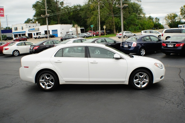 Picture of 2010 Chevrolet Malibu LS Fleet FWD