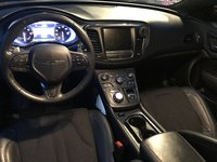 Picture Of 2015 Chrysler 200 S Sedan AWD, Interior, Gallery_worthy