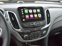 2018 Chevrolet Equinox Premier MyLink Apple CarPlay Display, interior, gallery_worthy