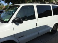 2002 Chevrolet Astro Cargo Overview