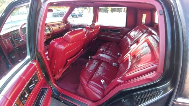 Cadillac Deville Base Sedan Pic X
