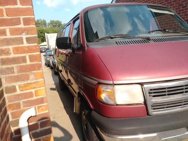 Picture of 1997 Dodge Ram Van 3 Dr 2500 Maxi Cargo Van Extended