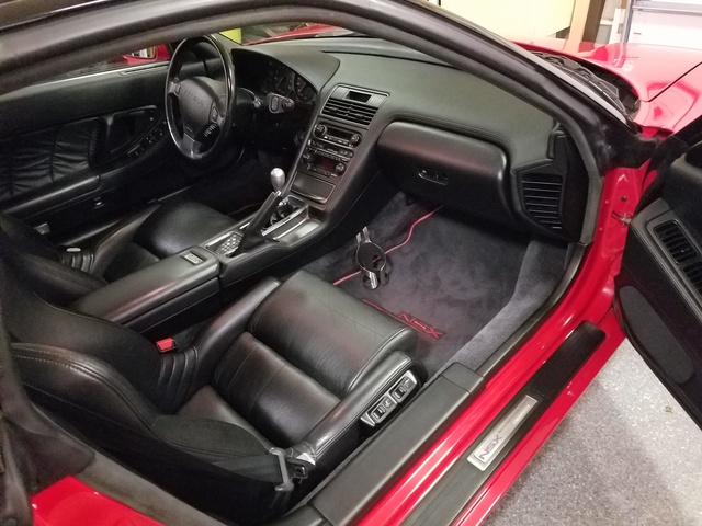 Picture of 1992 Acura NSX RWD, interior, gallery_worthy