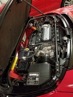 Picture of 1992 Acura NSX STD Coupe, engine
