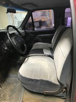 Picture of 1993 Ford F-350 4 Dr XLT 4WD Crew Cab LB, interior