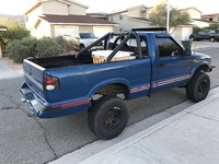 Picture of 1994 Chevrolet S-10 2 Dr LS 4WD Standard Cab SB, exterior, gallery_worthy