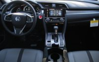 Picture of 2017 Honda Civic EX, interior
